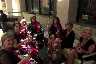 Voyage des Dames du Vin à Yantai – Chine